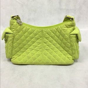 Vera Bradley Lime Green Purse